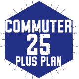 Commuter 25 Plus